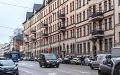 الصورة: شارع شهير في استوكهولم يحظر مرور سيارات الديزل القديمة