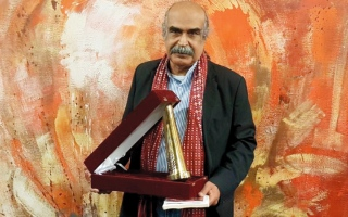 الصورة: قاسم حداد يتوج بجائزة «القاهرة للشعر العربي»