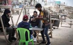 الصورة: غزة تخالف توقعات تقرير أممي في 2012 توقع انهيارها