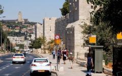 الصورة: 2019 في القدس.. عام تعميق عزلها عن الضفة