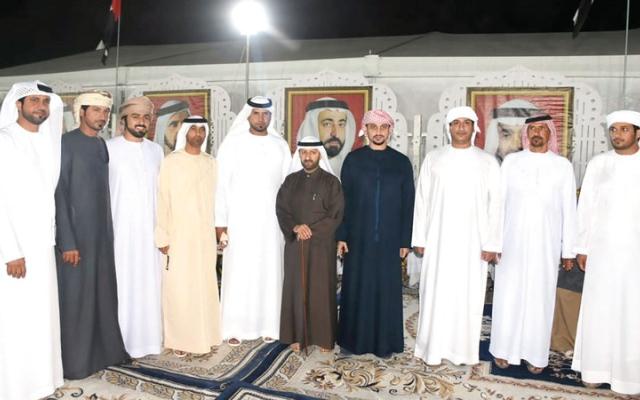 الصورة: حفل تخرج سعيد حارب المنصوري