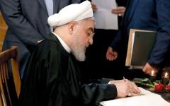 الصورة: الحكومة الإيرانية تخسر معركتها  لكسب الرأي العام