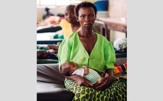 الصورة: «القلب الكبير» تخصص مليون دولار لأطفال «الكونغو»