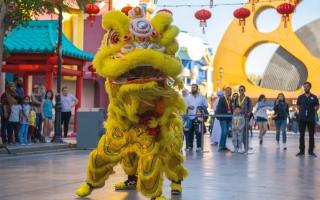 الصورة: «موشنجيت دبي» يحتفل بالسنة الصينية الجديدة