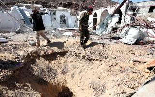 الصورة: الإمارات تدين هجوم ميليشيات الحوثي على مسجد في مأرب