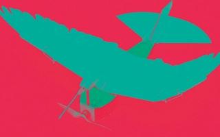 الصورة: «الحمامة الآلية».. طائرة بدون طيار تستخدم ريش الحمام