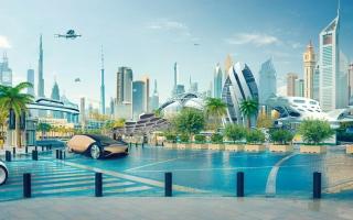 الصورة: 7 تحولات رئيسة ستحدد ملامح مدن المستقبل