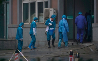 """الصورة: الصين تعلن تحقيق أول نجاح في علاج مرضى فيروس """" كورونا """""""