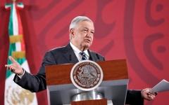 الصورة: الرئيس المكسيكـي يطرح الطائرة الرئاسية  في سحب «يانصيــب»