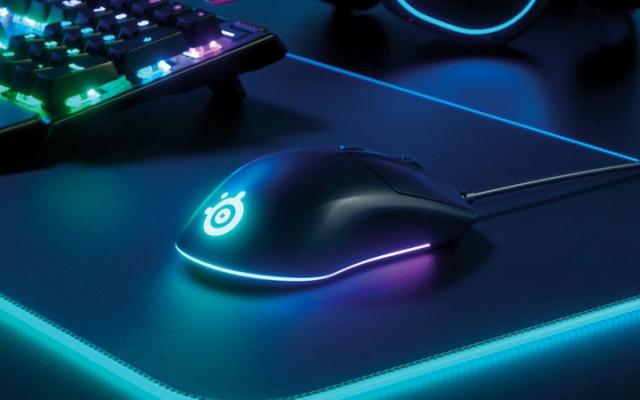 الصورة: «ستيل سيريز» تُطلق فأرة ألعاب جديدة