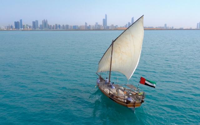 الصورة: قصر الحصن يستضيف وثائقية «تاريخ الإمارات»