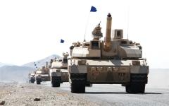 الصورة: الجيش اليمني يصل إلى مشارف مديريتي أرحب وبني حشيش