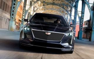 الصورة: «كاديلاك سي تي 6» لعام 2020 سيارة أميركية بتصميم جريء