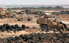 الصورة: وزير الدفاع اليمني: معركة تحرير العاصمة صنعاء خيار لا رجعة عنه
