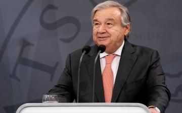 """الصورة: الأمم المتحدة: """"كورونا"""" أسوأ أزمة عالمية منذ 1945"""