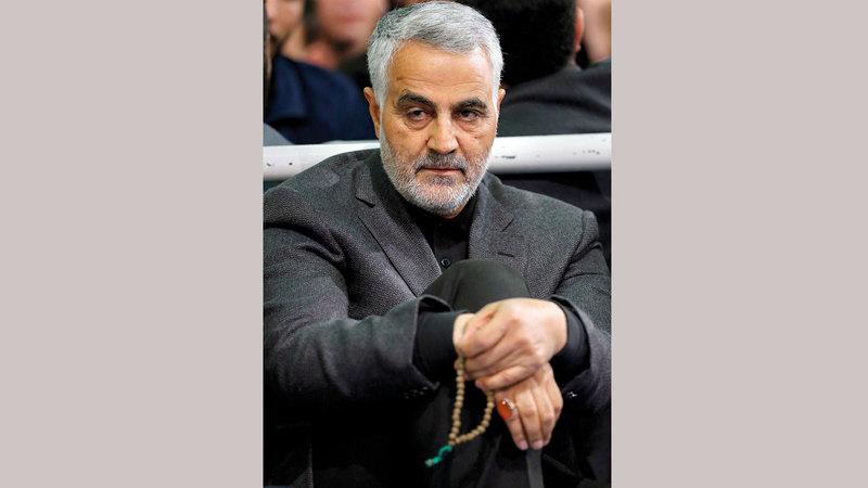 سليماني مثّل خسارة للمؤسسة العسكرية الإيرانية. إيه.بي.إيه