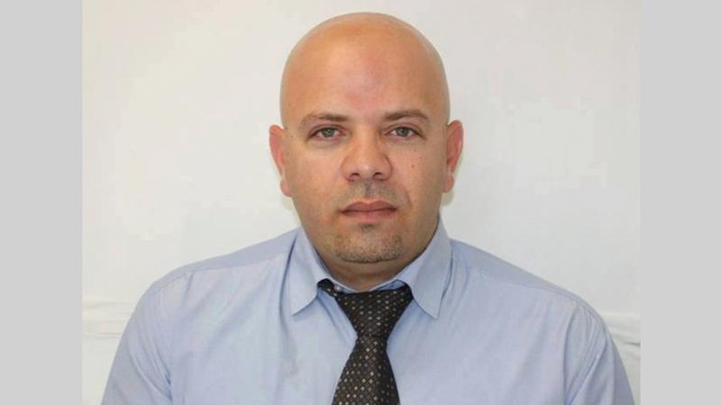رئيس لجنة الأسرى المقدسيين أمجد أبوعصب. من المصدر