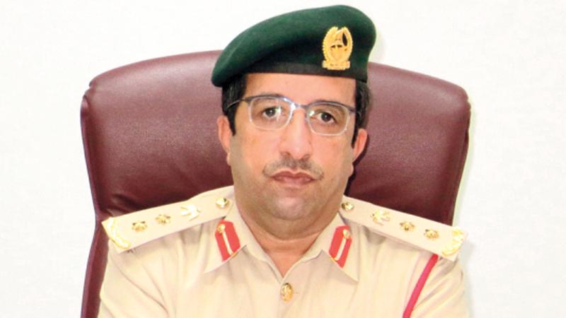العقيد أحمد المري: «المتهم بدا في حالة نفسية وعقلية غير طبيعية أثناء تنفيذ الجريمة».