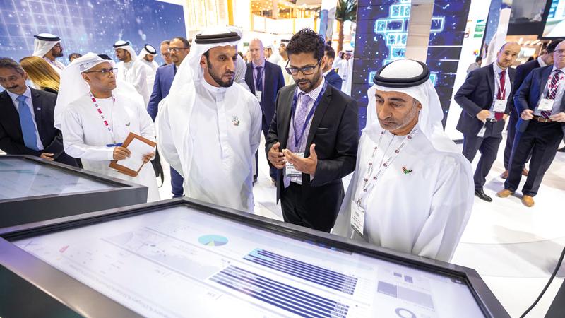 صحة أبوظبي توظف التكنولوجيا الرقمية في الارتقاء بمخرجات الرعاية. من المصدر