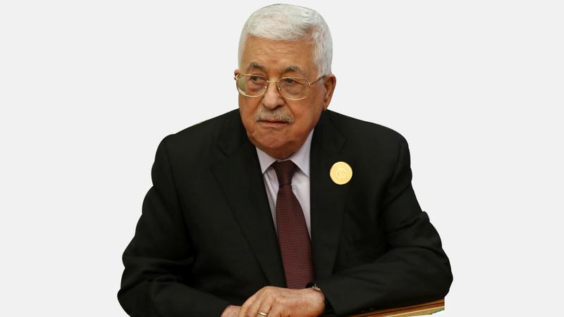 عباس رفض الخطة واعتبرها مؤامرة.  رويترز