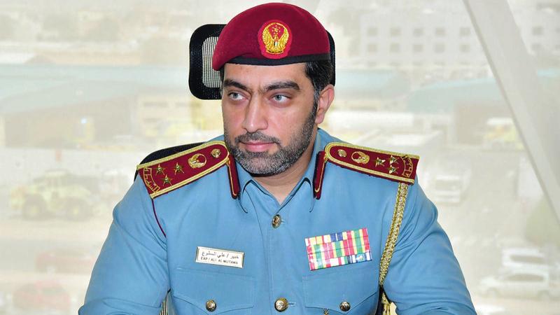 العميد علي المطوع: «الدفاع المدني في دبي تحول إلى مؤسسة تصدّر الخبرات إلى بلدان متقدمة».