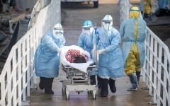 الصورة: حصيلة كورونا المستجد تخطت عدد ضحايا «سارس» في الصين