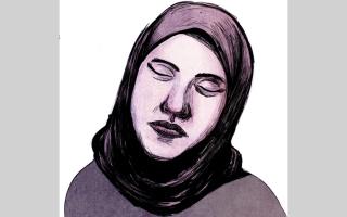 الصورة: متبرع يسدد 47 ألف درهم كلفة علاج «ماريا»