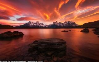 الصورة: شاهد.. الصور الفائزة بجائزة المناظر الطبيعية