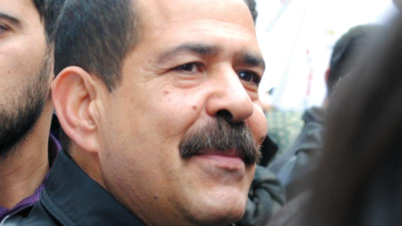 التهم تطال حركة النهضة بالمسؤولية عن اغتيال بلعيد. أرشيفية