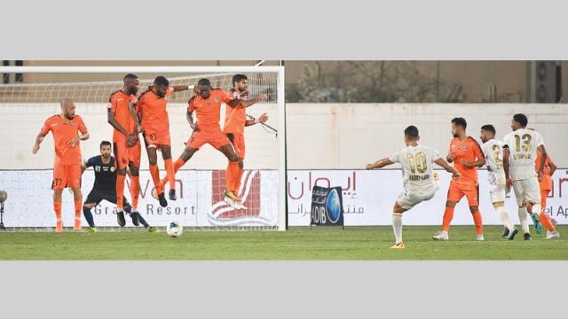 الوصل يستضيف عجمان في لقاء «إعادة الهيبة» - رياضة - محلية - الإمارات اليوم
