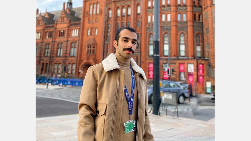 المطوع حاز على جائزة حمدان بن راشد آل مكتوم للأداء التعليمي المتميز ثلاث دورات . ■من المصدر