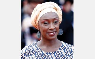 الصورة: «مهرجان الأقصر» يحتفي بنجمة إفريقية