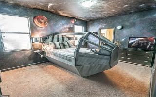 """الصورة: بالصور: فندق """"حرب النجوم"""""""