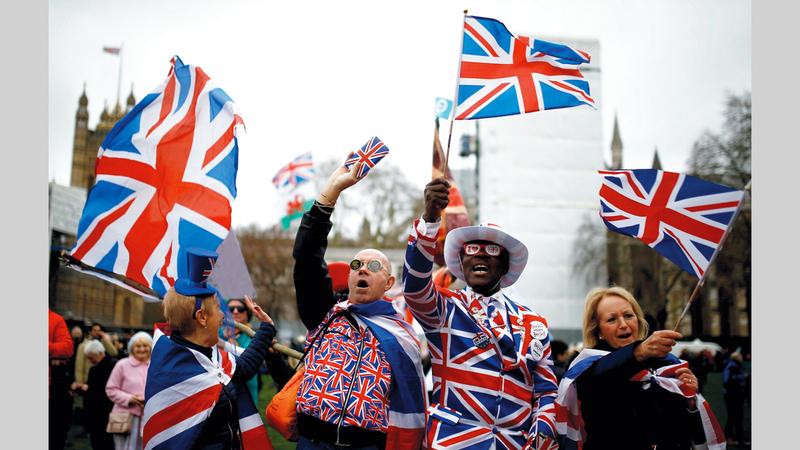 سيكتشف البريطانيون تبعات الطلاق من الاتحاد الأوروبي. أرشيفية