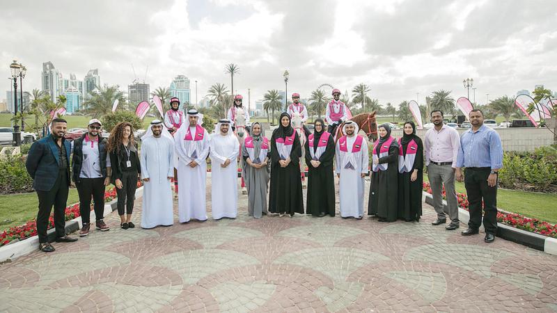 اللجنة المنظمة كشفت عن تفاصيل الدورة الجديدة خلال مؤتمر بجزيرة العلم. من المصدر