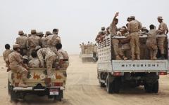 الصورة: الجيش اليمني يواصل تقدّمه في جبهات محيط صنعاء