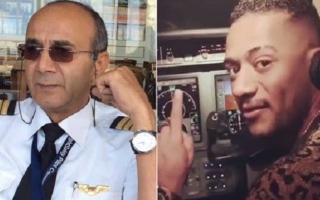 الصورة: جديد أزمة محمد رمضان والطيار.. بيان رسمي من «الطيران المدني» المصري