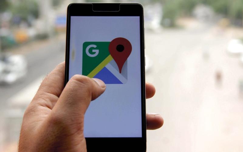 الصورة: «خرائط غوغل» تُدخل الذكاء الاصطناعي و«تعلّم الآلة» إلى خدماتها