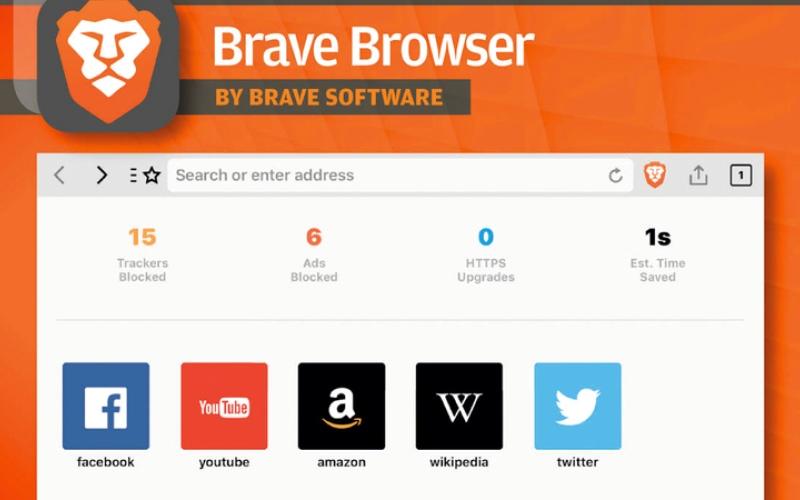 الصورة: إعادة فتح علامات التبويب المغلقة حديثاً في متصفح Brave