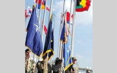 الصورة: شعوب دول «الناتو» تفقد الثقة بـ «الحلف»