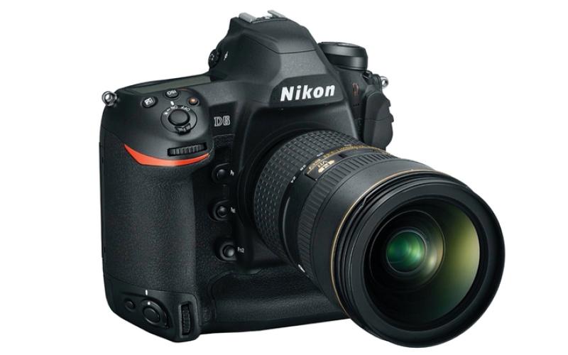 الصورة: «نيكون» تطلق كاميرا جديدة للمصورين المحترفين