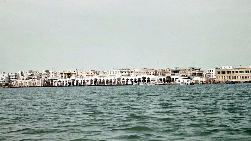 من أعمال المصور السعودي صفوح نعماني.   واس