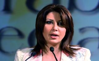 الصورة: بالفيديو.. منتهى الرمحي في مأزق خلال نشرة أخبار «العربية»