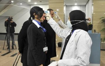"""الصورة: """"الصحة العالمية"""": المصاب بـ""""كورونا"""" في مصر لم يعد حاملاً للفيروس"""