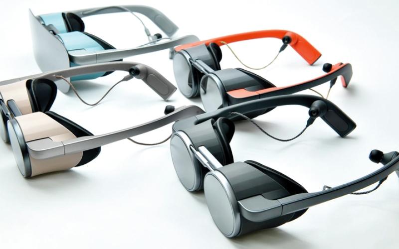 الصورة: «باناسونيك» تطوّر نظارة واقع افتراضي مبتكرة