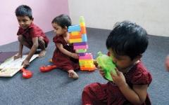 الصورة: تقرير أممي: «خطر محدق» بصحّة الأطفال بسبب التغيّر المناخي وسوء التغذية