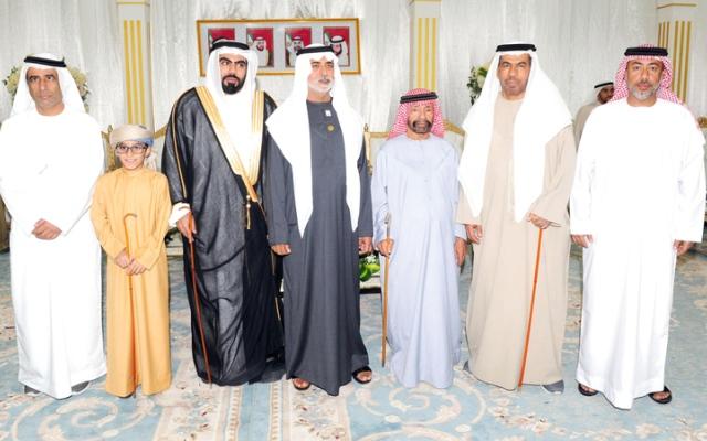 الصورة: أفراح الكويتي والظاهري