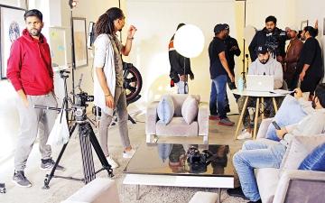 الصورة: «سوشال مان» فيلم إماراتي يكشف أسرار «السوشيال ميديا»