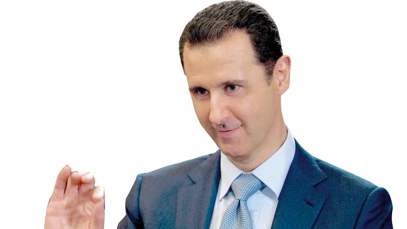الرئيس السوري استعاد 70% من الأراضي السورية بعد تفاهمات أستانا.  أرشيفية