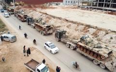 الصورة: التحالف الروسي التركي بدأ ينفرط في سورية